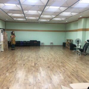 성북정보도서관 월장석 스튜디오