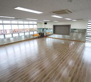 시립성북청소년센터 댄스 연습실