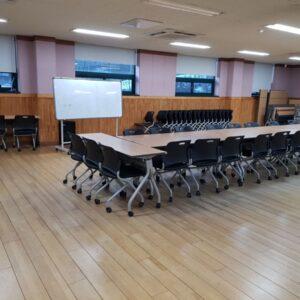 월곡2동주민센터 회의실(3층)