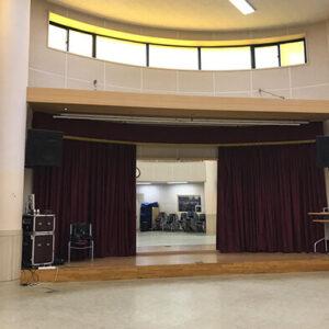 월곡종합사회복지관 강당-어울마당(3층)