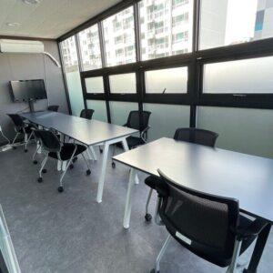 성북구마을사회적경제센터 회의실(2층)