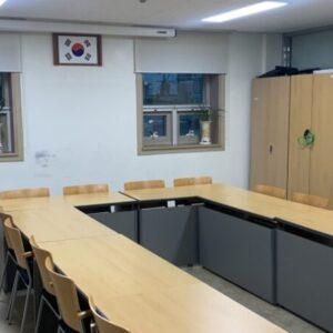 정릉4동주민센터 회의실(2층)
