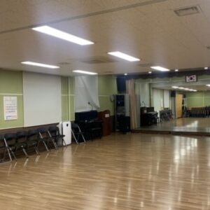 정릉4동주민센터 강당(3층)